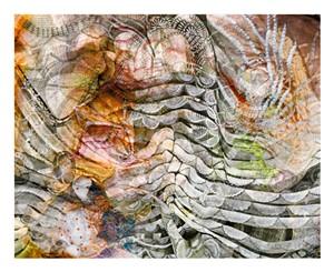 "COURTESY OF BURLINGTON CITY ARTS - ""Lenticular Perspective 1"" by Wylie Sofia Garcia"