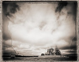 """COURTESY OF DARKROOM GALLERY - """"Transformational Cathedral Compound"""" by Michael Kirchoff"""