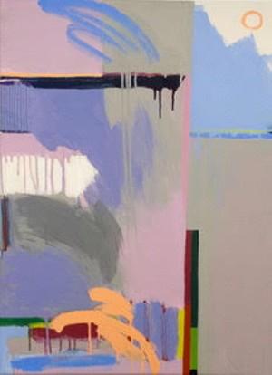 """COURTESY OF MARIE LAPRE' GRABON - """"February Melt"""" by Marie LaPre' Grabon"""
