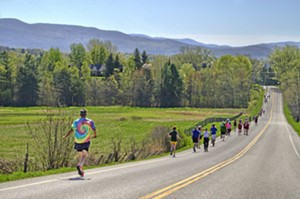 MIDDLEBURY MAPLE RUN & JOSH HUMMEL