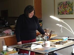 COURTESY OF ADIRONDACK ARTISTS GUILD - Jacqualine Atmanh