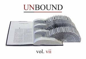 "COURTESY OF ARTISTREE GALLERY - ""Unbound"" poster"