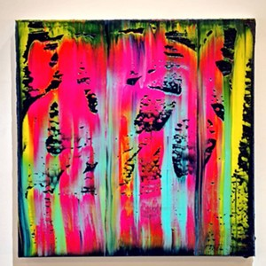 COURTESY OF SEABA - Untitled work by Steve Sharon