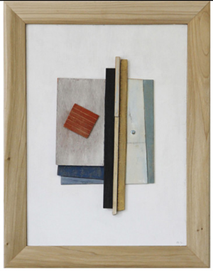 COURTESY OF RUSTIC ROOTS - Untitled work by Phil Herbison
