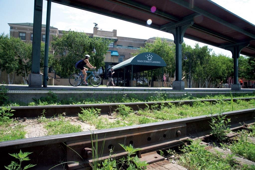 Union station in Burlington - MATTHEW THORSEN