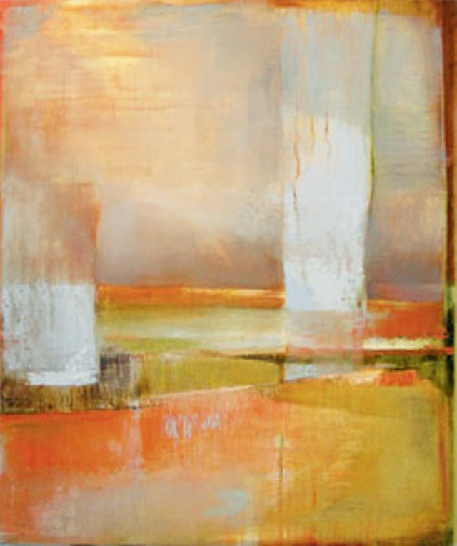 """Upriver"" by Helen Shulman"