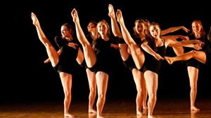 UVM's Orchesis Dance Company Hosts Spring Showcase
