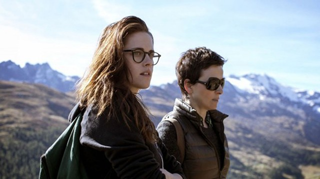 VALLEY GIRLS: Stewart and Binoche do not hit career peaks in this blab-athon with little of signifi cance to say.
