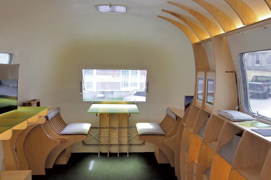 Classroom Design Architecture ~ Vermont architects create a mobile classroom