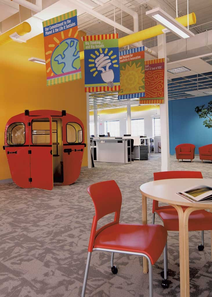 office hours designer christine burdick goes to work workplace