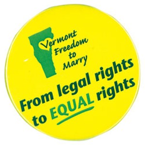 Vermont Freedom to Marry