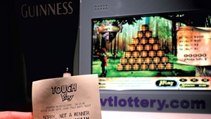 Vermont Lottery Rolls the Dice With Gambling Machines in Bars