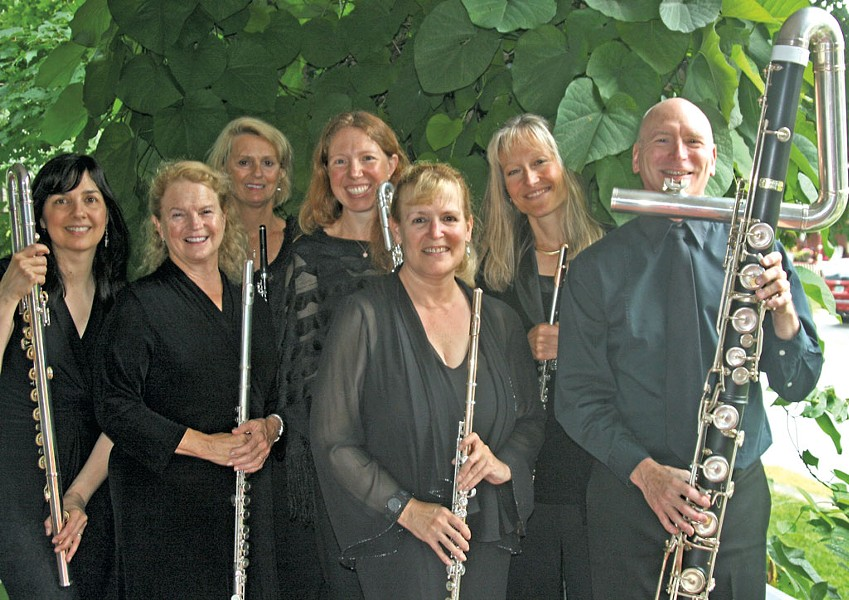 Vermont Virtuosi - COURTESY OF VERMONT VIRTUOSI