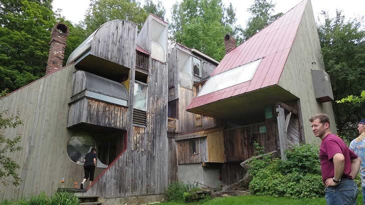 Vermont's Modernist Architecture