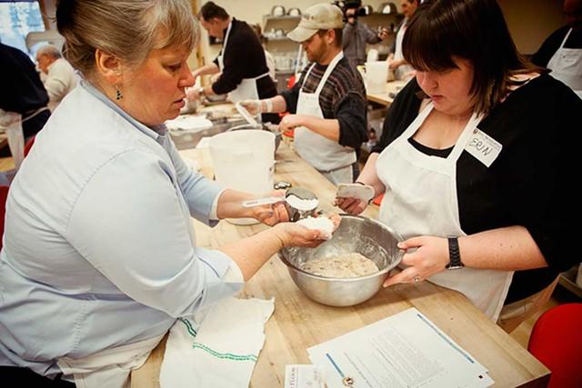 Veteran bakers at King Arthur Flour