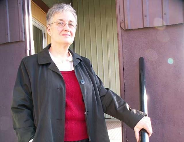 VHWA Coordinator Sherrill Gilbert