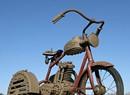 Montpelier Public Art Project Is a Wheel Deal