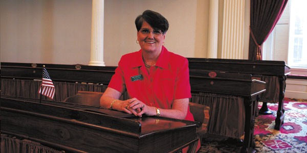Washington County Senate candidate Pat McDonald - COURTESY OF PAT MCDONALD
