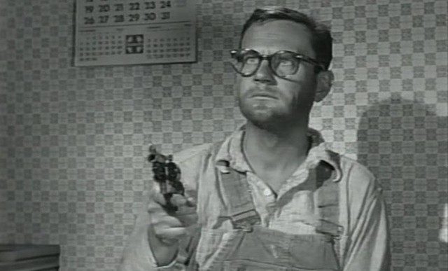Wendell Corey in The Killer Is Loose  - UNITED ARTISTS PICTURES