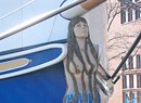 WTF: What happened to the mermaid on the bow of the Moonlight Lady?