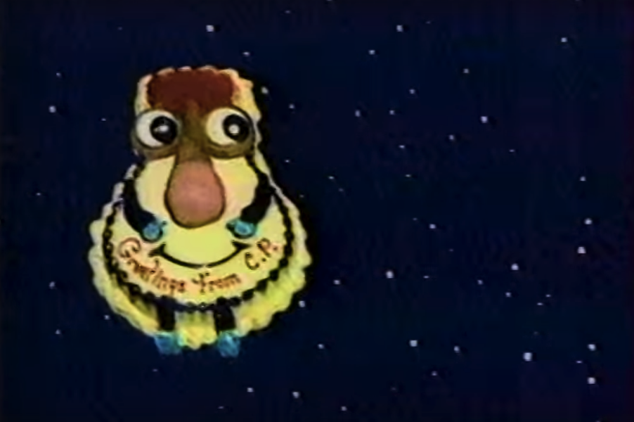 Do you remember the ice-cream-based alien life form known as Cookie Puss?