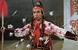 Why use just one arrow when a dozen will do? - SHAW BROTHERS
