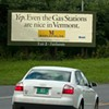 Why Vermont Businesses Advertise on New York Billboards