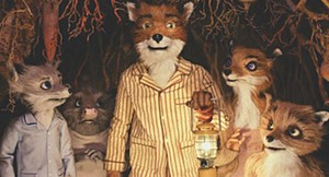 WILD WES Anderson's latest tells the stop-motion story of a cage creature's attempt to civilize his inner animal.
