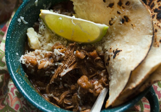 With brisket as an anchor, chili catches a waft of  Southwestern authenticity. - HANNAH PALMER EGAN