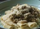 Farmers Market Kitchen: Squashy Saucy Chickpea Pasta