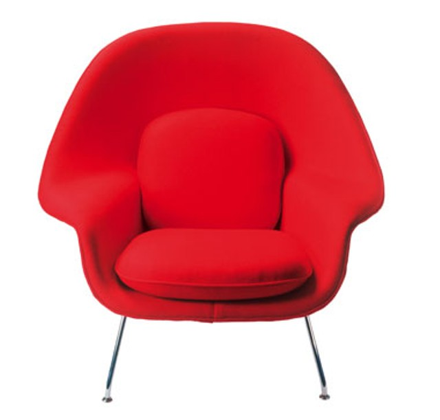 Womb Chair, Eero Saarinen, 1947