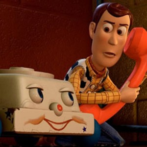 WOODY PHONE HOME The latest cute Pixar movie tackles homelessness and  job redundancy.