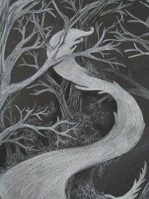 COURTESY OF ARTISTS' MEDIUMS - Work by Kristin Richland