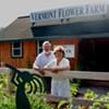 Work: George Africa, Gardener at Vermont Flower Farm in Marshfield