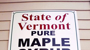 WTF: Vermont's Maple Penis Sign? Chocolate Vaginas?