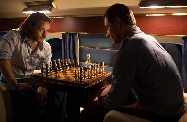 X-tended Play: McAvoy matches wits with Fassbender in a series that appears to have no endgame.