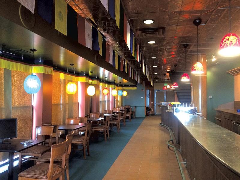 Yangser Dorjee's Himalayan Resturant - ALICE LEVITT