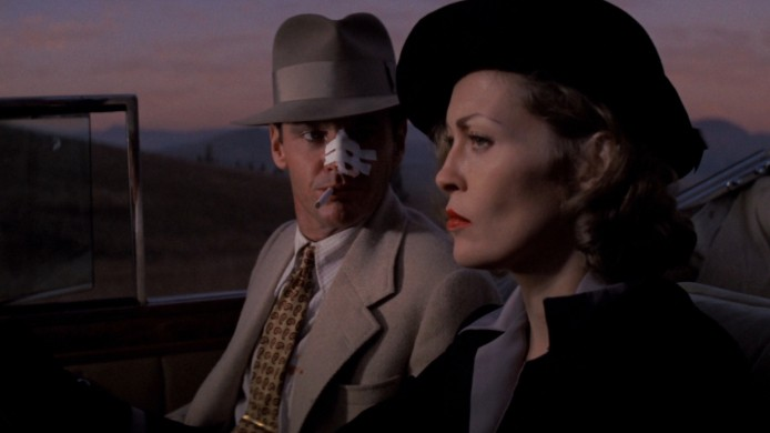 You can't make a documentary about Los Angeles films without including clips from Chinatown. - CINEMA GUILD