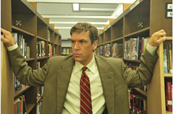 You know you're screwed when Dane Cook is your principal.