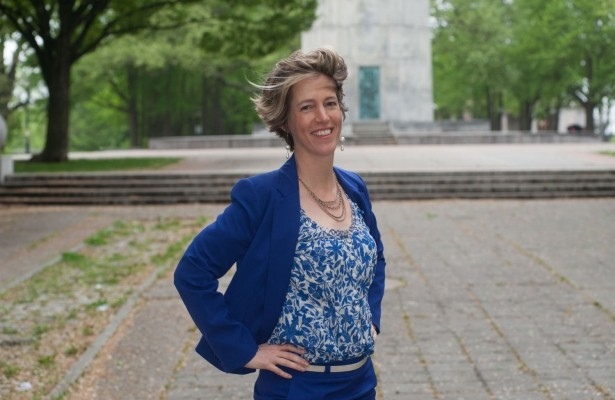 Zephyr Teachout - COURTESY PHOTO