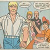 10 Highlights from <i>Chuck Norris Karate Kommandos</i> Comics, Drawn by Steve Ditko