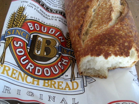 160 years old. Not the bread, the brand. - JONATHAN KAUFFMAN