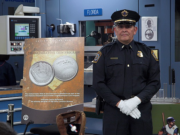 2014 National Baseball Hall of Fame Commemorative Coin