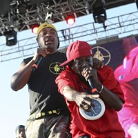 "20 Best San Francisco Concerts of 2012 6. Public Enemy at Treasure Island, October 13     ""The crew started hyping up the crowd long before the set even really started, so by the time Chuck D began pounding pounding through 'Public Enemy No. 1', people were bouncing like nuts."" Kahley Avalon Emerson"