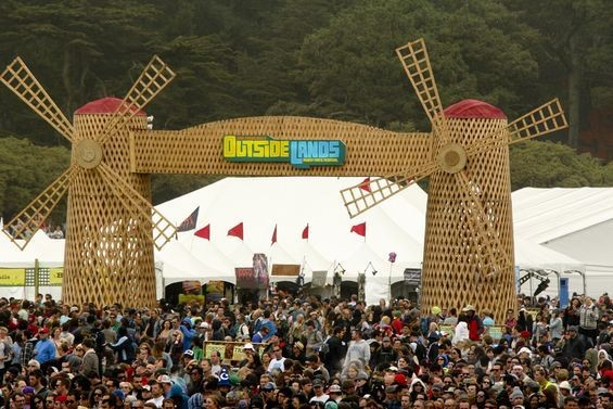 65,000 people are going to Outside Lands each day