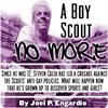 A Boy Scout No More