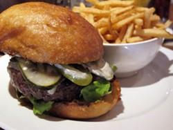 A burger richer than a Rockefeller - LOU BUSTAMANTE