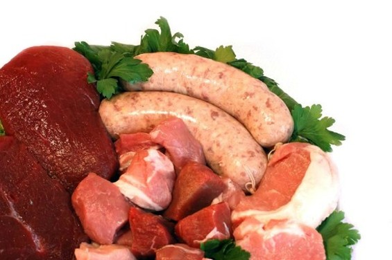 A CSA meat package from Marin Sun Farms