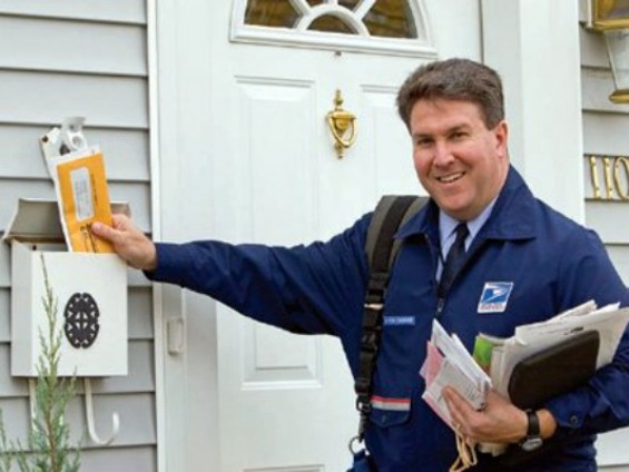 A friendly mailman may soon be delivering your Corona's. - U.S. POSTAL SERVICE