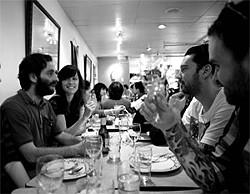 JEN SISKA - A full house at Marnee Thai must choose from an extensive menu.
